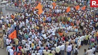 Maratha Quota Stir: Bandh Called In Mumbai Tomorrow