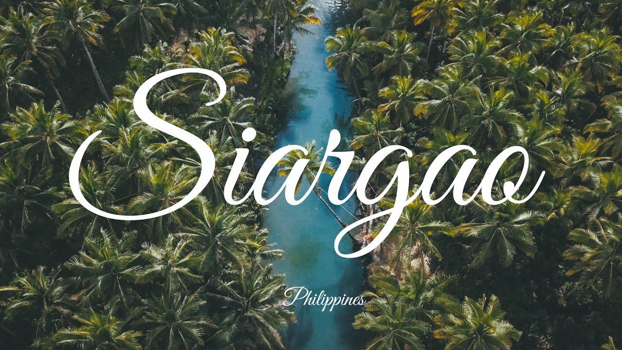 Download Découverte de SIARGAO ISLAND -  mon ile favorite aux philippines