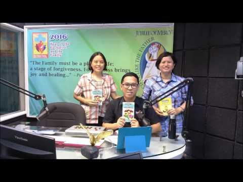 """Radio Veritas Guesting about book """"Healing and Happiness for Wounded Children"""""""