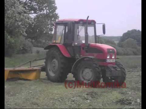 Выхлопная труба и глушитель тракторов и мотоблоков МТЗ