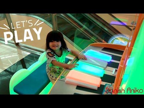 Light Up Glow In The Dark Kids Piano,...