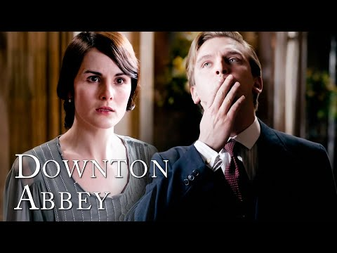 An Imminent Crisis Before Marriage | Downton Abbey