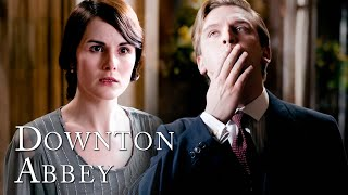 An Imminent Crisis Before Marriage   Downton Abbey