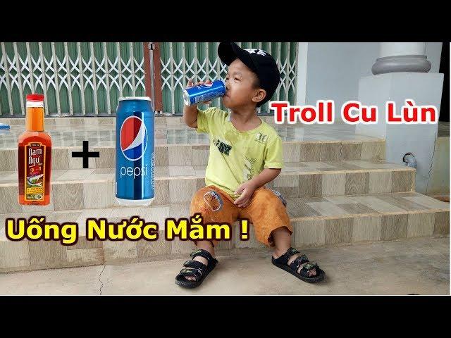 Troll : Cho Cu Lùn Uống Nước Mắm - Tào Lao Channel