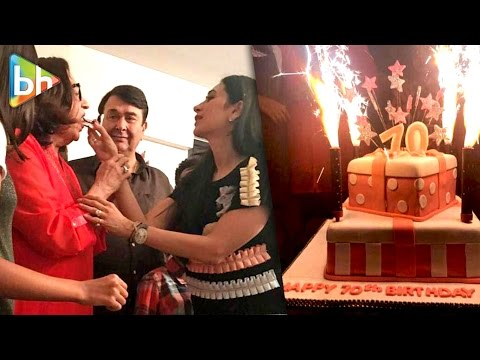 Kareena Kapoor Khan | Karisma Kapoor Host A Birthday Bash For Mom Babita