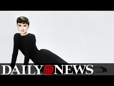 Audrey Hepburn's family reveals why she was so skinny