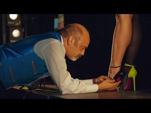 Туфли с красной подошвой Лабутен - YouTube