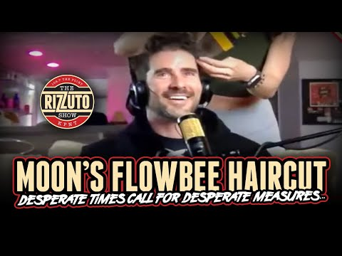 FLOWBEE STYLE! Moon gets a quarantine suck and cut! [Rizzuto Show]