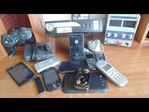 Электроника со Свалки #12 Проверка Iphone и многое другое