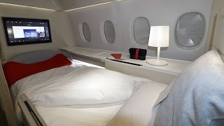 Top 10 Airlines - Air France La Premiere First Class Paris to Tokyo Flight Experience