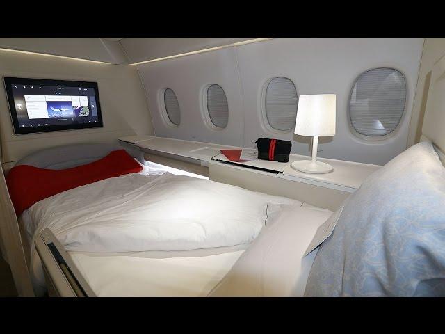 Air France La Premiere First Class Paris to Tokyo Flight Experience