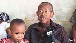 BREAKING: Mzee Majuto awajibu waliomzushia kifo 'mimi siogopi kufa'