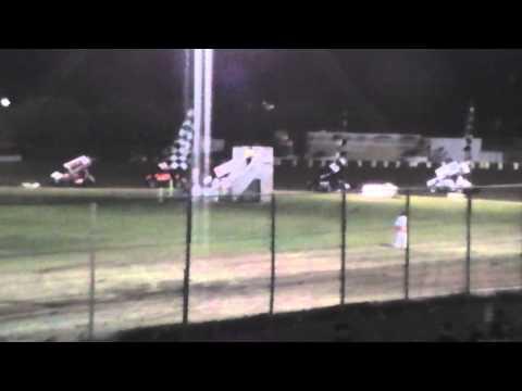 watsonville speedway  6-21-2013 Brad Furr main