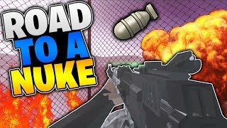 FRAY ALPHA - ROAD TO NUKE (Episode 1) CRAZY 70+ KILL GAME!!