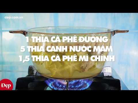 CANH CHUA KHẾ CÁ THÁC LÁC NGON MÁT MÙA HÈ