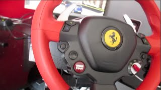 Ferrari 458 Spider Xbox One Racing Wheel