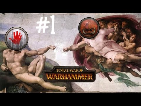 Total War Warhammer Co-Op Campaign #1: Turin & ItalianSpartacus vs. The Old World