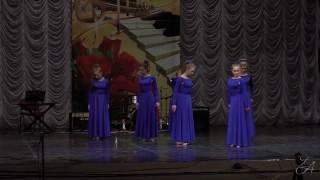Красивый танец на песню Наргиз Закировой.