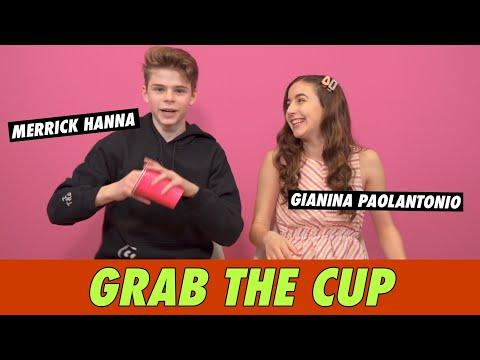 GiaNina Paolantonio Vs. Merrick Hanna - Grab The Cup