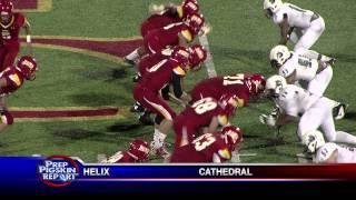 Week 4: Cathedral Catholic 9, Helix 7