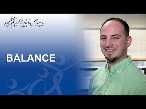 BALANCE - Reddy Care Physical Therapy in Great Neck New York