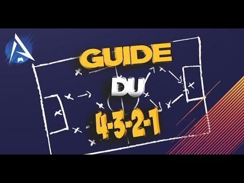 FIFA 18 : 4-3-2-1 Tutoriel