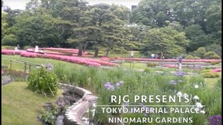 RJG presents: Tokyo Imperial Palace Ninomaru Gardens