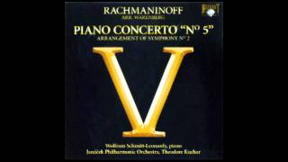 "Rachmaninoff Piano Concerto ""No. 5"" in E minor - III. Allegro vivace"