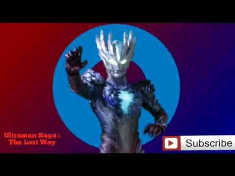 Ultraman saga theme song