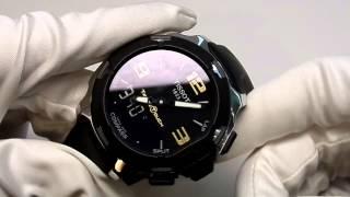 Огляд годинника Tissot T-Touch Race