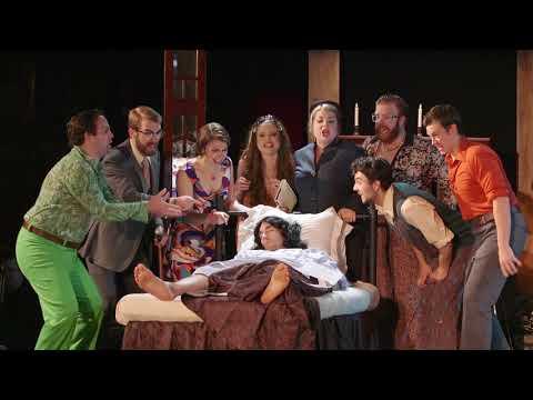 Puccini – Gianni Schicchi (full opera, 2017)
