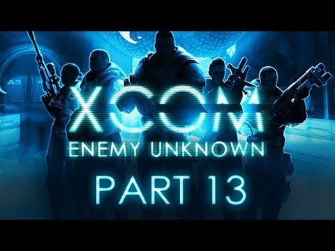 XCOM: Enemy Unknown - Part 13 - The Alien Base