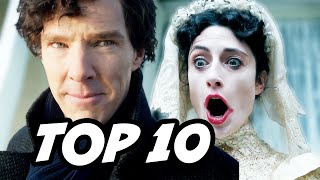 Sherlock Season 4 Christmas Special - TOP 10 WTF and Easter Eggs