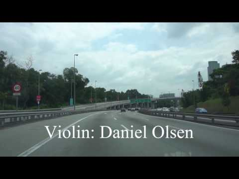 Malaysia Highway Drive