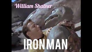 William Shatner - Iron Man (Black Sabbath cover)