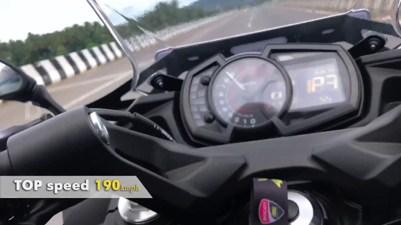 Kawasaki Ninja 400 Top Speed Max Speed 2018 Youtube