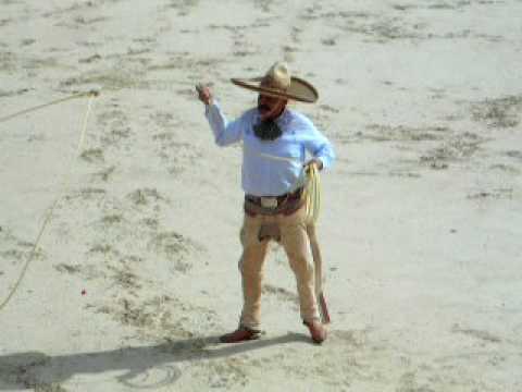 Charro Rope Tricks