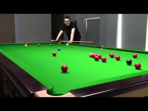 Shaun Murphy: Long potting