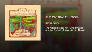 Play Mr P, Professor Of Thought