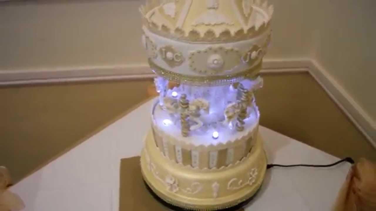 Carousel Cake Kit