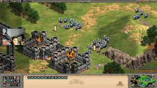 Age Of Empires II: Age Of Kings - Campaign - Joan of Arc : A Perfect Martyr 2.6 Part 4