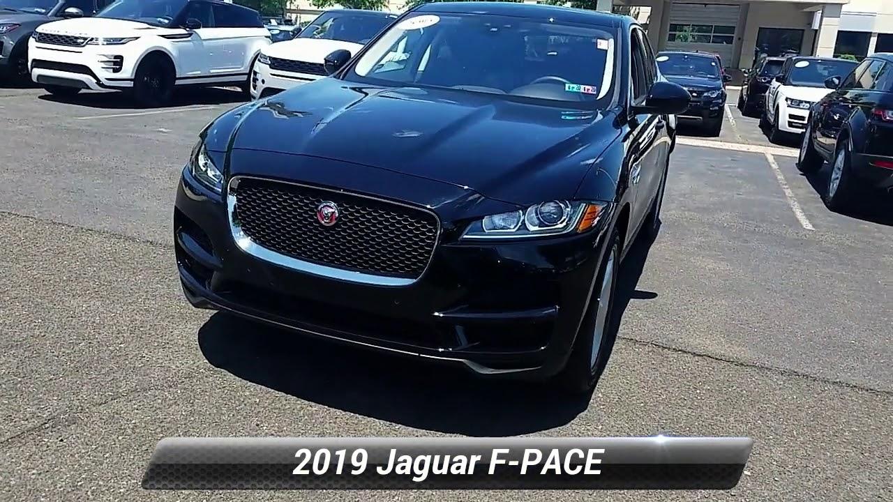 Jaguar Willow Grove >> Certified 2019 Jaguar F Pace 25t Premium Willow Grove Pa