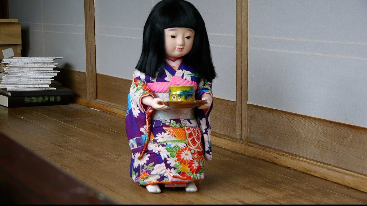 Japanese doll. Dolls for girls 98