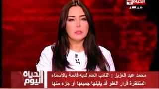 محمد عبد العزيز: القرار النهائي بالإفراج عن المتهمين فى يد النائب العام | المصري اليوم