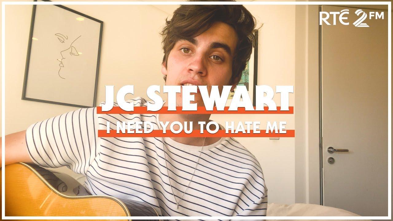 JC Stewart   'I Need You To Hate Me' Chords   Chordify
