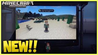 (NEW!) Minecraft TU24/25 ALEX SKIN + UPDATE INFORMATION
