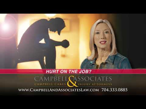 Hurt On The Job In North Carolina, Now What?