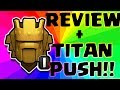 Clash of Clans REVIEW YOUR BASES AND PSH TO THE TOP