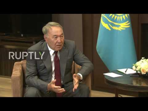 Russia: Putin thanks Kazakh president for mediating between Moscow and Ankara