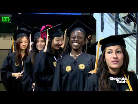 Bachelor's Ceremony - Fall 2015